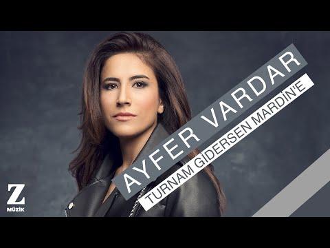 Ayfer Vardar - Turnam Gidersen Mardin'e [ Ayrılığın Acısı 2014 © Z Müzik ]