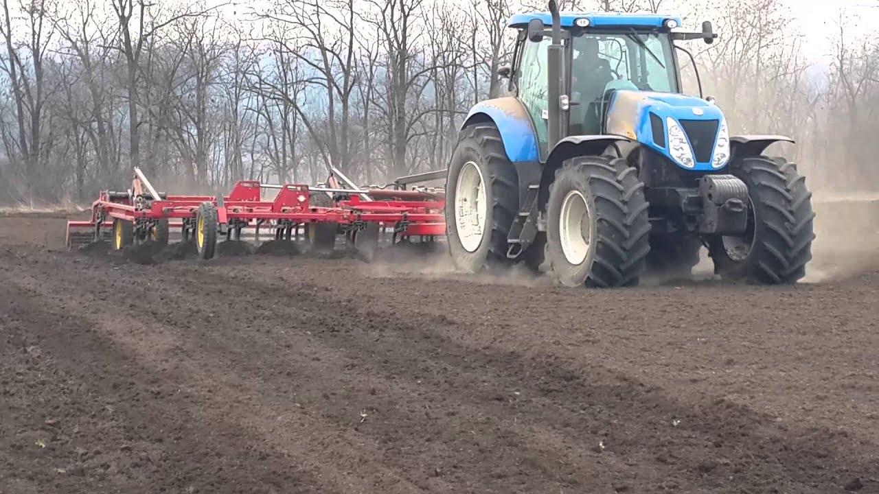 Трактор New Holland T7060: характеристики, цена, отзывы, аналоги