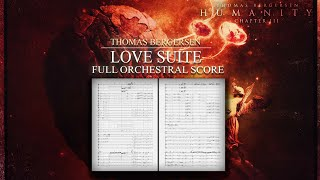 Thomas Bergersen - Love Suite (Full Orchestral Score) - from Humanity Chapter III