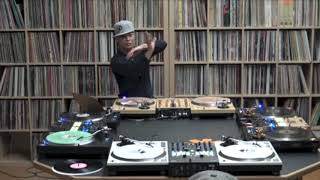 "DJ Qbert on Poly Rhythms in Skratching! From ""Night at the Octagon"""