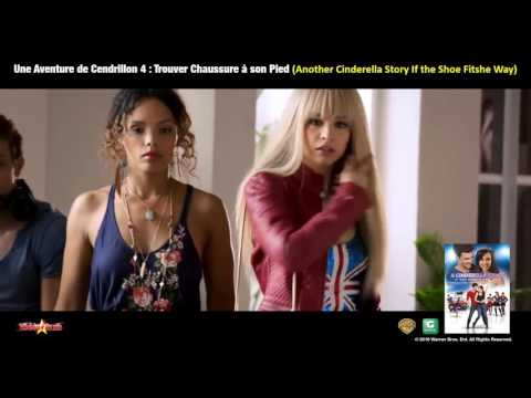 Une Aventure de Cendrillon 4 Another Cinderella Story If the Shoe Fits  Bande Annonce