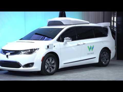 Waymo Keynote at NAIAS AutoMobili-D 2017