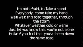 Eminem - Not Afraid Lyrics - [Ringtone In Description]