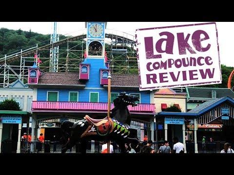 Lake Compounce Review Bristol, Connecticut