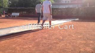 aiRRoller, Tennis cover, the lightest sef rolling system for gym, InfoVideo(, 2014-07-23T11:01:00.000Z)