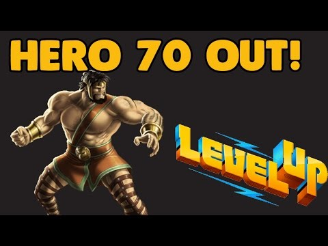Game of War Fire Age - HERO LEVEL 70 OUT NOW + HERO LEVEL 65 to 70 REQUIREMENTS & GIVEAWAY UPDATE!!