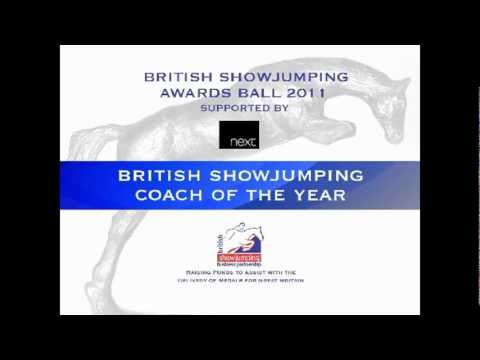 British Showjumping 2011 Coach of the Year.avi