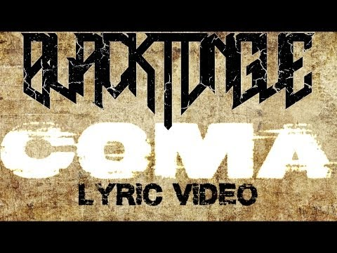 Black Tongue - Coma [unOfficial Lyric Video]