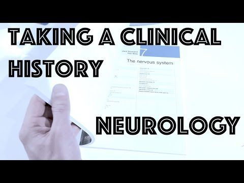 The Neurological History - Clinical Skills OSCE