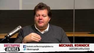 Bootstrapping with Michael Kornick of DMK restaurants on the tastytrade network