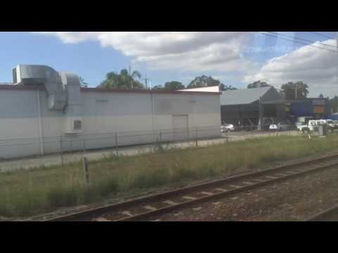 Train Ride: Northgate To Caboolture Express 21/5/2016