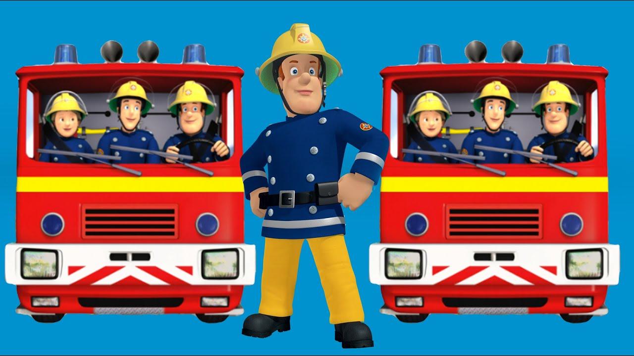 Сэм пожарный скачать торрент.