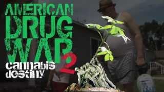 AMERICAN DRUG WAR 2: Cannabis Destiny  (30 second trailer)