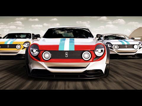 Nuevo Torino 2018 - Prototipo Argentino - YouTube