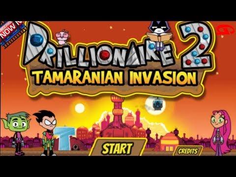 Teen Titans Go: Drillionaire 2 Tamarian Invasion (CN Games)