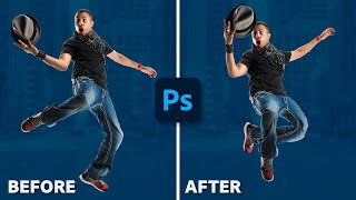 Magical Photo Manipulation Tool in Photoshop! - PUPPET WARP Fully Explained
