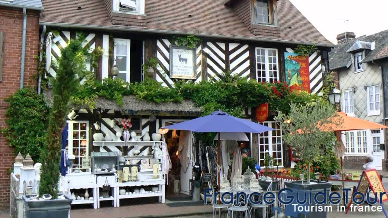 Beuvron en auge plus beaux villages de france basse normandie calvados fr - Les plus beaux villages de normandie ...