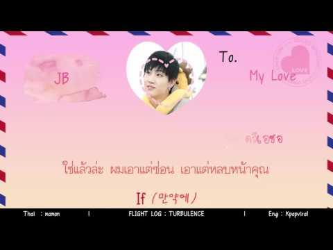[Karaoke/Thaisub] GOT7 - If (만약에) #TNTSUB