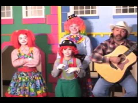 Children's song, Skiddle merinky rink dink, I love you, The Hearts and  Teddy Bear Show