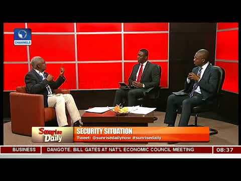 Security Situation: Forget Blame Game,Face Reality, Nya Etok Advises Pt.2 |Sunrise Daily|