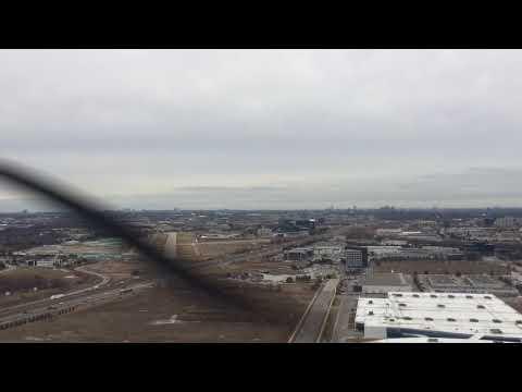 Buttonville Airport landing