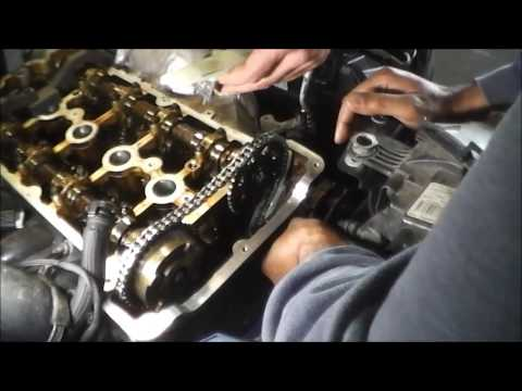 How To Replace A Bmw N14 Timing Chain And Guide In An 16 Bmw Engine