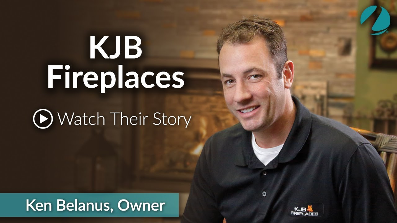 kjb fireplaces owner describes his experience with lakeland bank