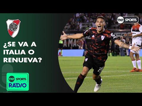 Martínez Quarta en la mira de Fiorentina