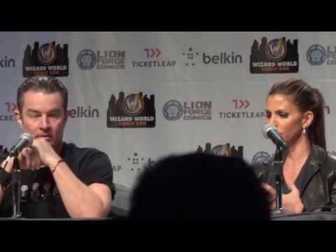 Buffy James Marsters Charisma Carpenter Panel Wizard World Philly Comic Con May 31 2013 Part 2/2 thumbnail