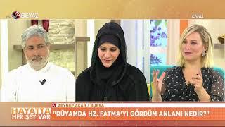 Rüyamda Hz Fatma'yı gördüm anlamı nedir? / Mehmet Emin Kırgil