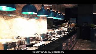 Holiday Inn Johor Bahru City Centre - Dine @ EIGHT
