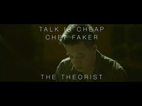 Chet Faker - Talk Is Cheap   The Theorist Piano Cover