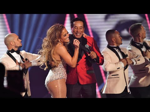 Jennifer Lopez performing Motown Tribute at Grammys 2019 (Full HD)