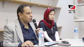 علاء الأسواني: المجتمع لايستقر إلا بالعدل