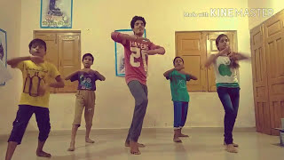 Radio || Kids Dance Choreography by || Aman mittal || tubelight -SKF