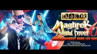2014 DJ KDR présente INTRO Maghreb Night Fever vol.6 : THE  FIRE REMIX PARTY 2014