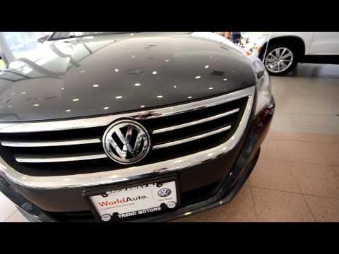 2009 Volkswagen CC Sport MANUAL (stk# P2629 ) for sale at Trend Motors VW in Rockaway, NJ