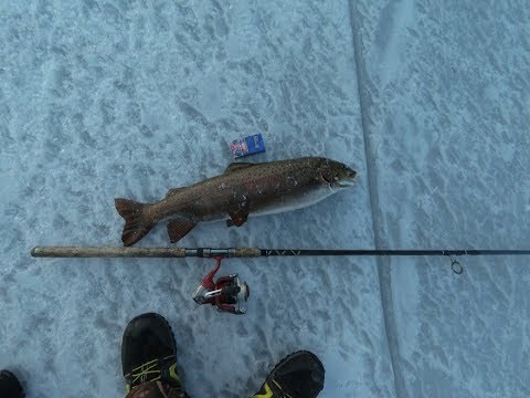 Рыбалка на балду ангара