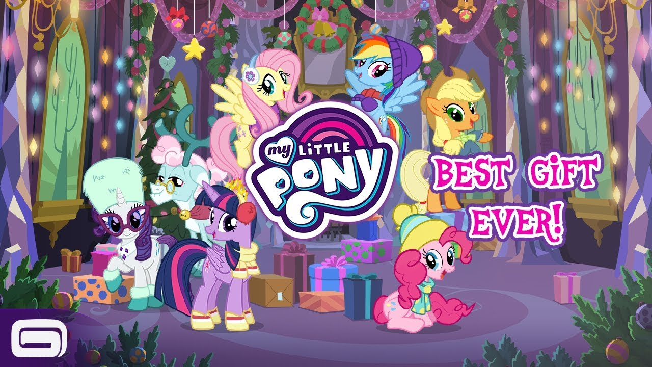 gift ever pony mlp equestria daily