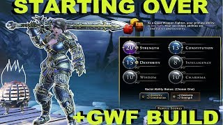 Neverwinter STARTING OVER! + gwf build