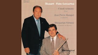 Mozart: Andante in C Major for Flute and Orchestra, K. 315-