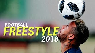 Football Freestyle Skills 2018 #2