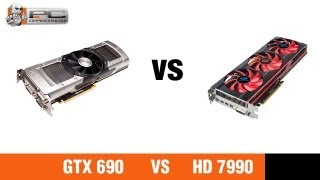 reviews - Comparativa  GTX 690 Gigabyte vs HD 7990 Sapphire