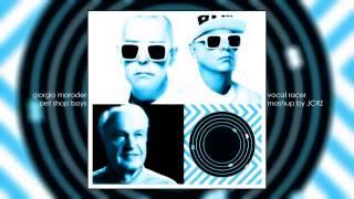 Giorgio Moroder vs Pet Shop Boys - Vocal Racer (Definitive Mashup Remix by JCRZ)
