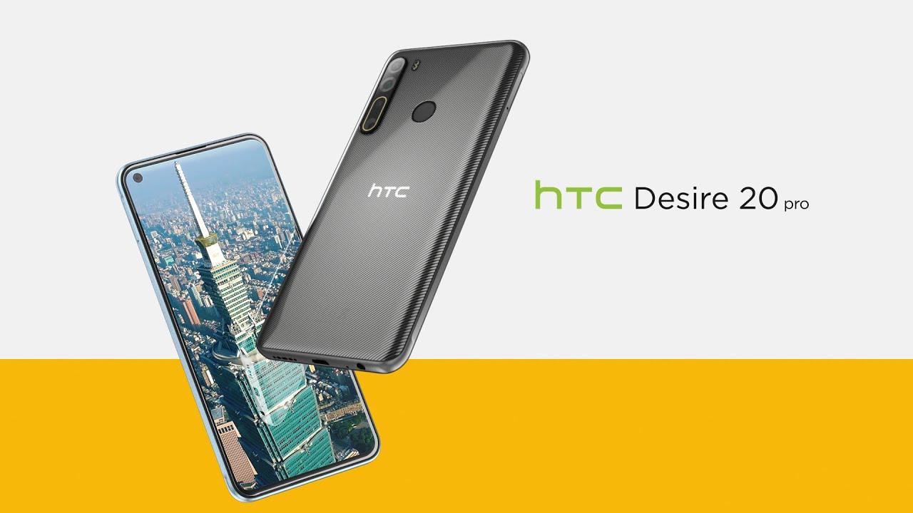 Update: EU launch] HTC isn't dead, will release Desire 20 series ...