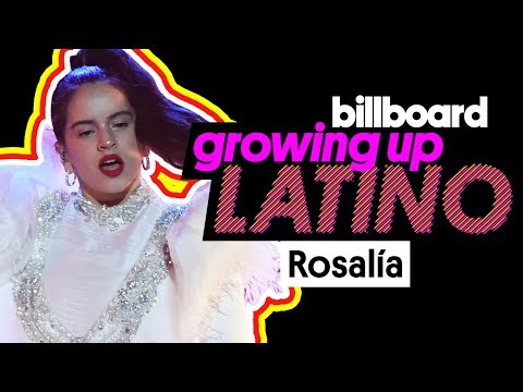 Rosalia Says Flamenco Connects Her to Latin Culture | Growing Up Latino