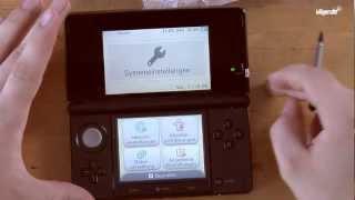 Nintendo 3DS - Unboxing & Review (deutsch)