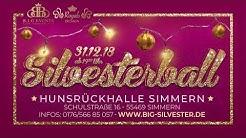 B.I.G Events: Silvesterball 2018-19 in Simmern (Hunsrück)