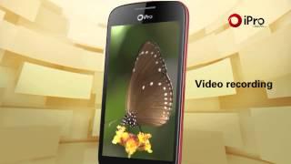 IPRO A3, el único que lleva Android 4.2 entre los smartphones del nivel entrada.