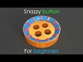 Making this will help you (button) - 3ds max speed tutorial